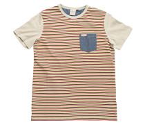 Stripes Mr - T-Shirt für Jungs - Beige