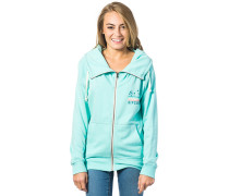 Sun And Surf - Sweatjacke für Damen - Blau