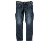 Washed Straight - Jeans für Herren - Grau