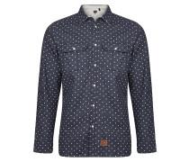 Violator Pattern Flannel - Hemd für Herren - Grau