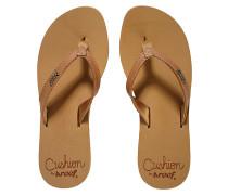 Cushion Luna - Sandalen für Damen - Beige