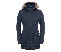 Tuvu - Mantel für Damen - Blau