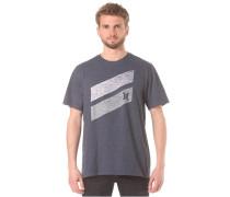 Icon Slash Push Through - T-Shirt für Herren - Blau