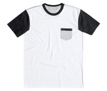 Baysic Pocket - T-Shirt für Herren - Weiß