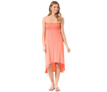 High Low - Kleid für Damen - Orange