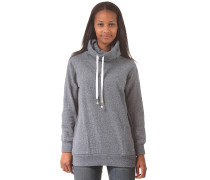 Mayfair Funnelneck - Sweatshirt für Damen - Blau