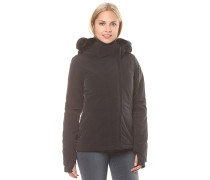 Core Asymmetrical - Funktionsjacke für Damen - Schwarz
