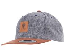 State II Snapback Cap - Blau