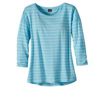 Shallow Seas 3/4 - Top für Damen - Blau