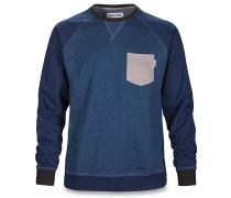 Belmont Crew Fleece - Sweatshirt für Herren - Blau