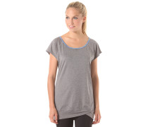 Low Key - T-Shirt für Damen - Grau