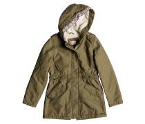 Summer - Mantel für Mädchen - Grün