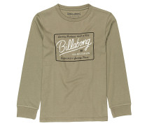 Baldwin - Langarmshirt für Jungs - Grün