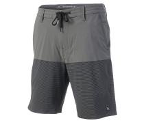Contrasted 20?? - Shorts für Herren - Schwarz
