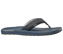 Contoured Cushion - Sandalen - Blau