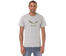Solidlogo 2 Co - T-Shirt für Herren - Grau