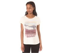 Mystic Geo - T-Shirt für Damen - Weiß
