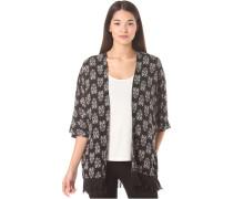 Beach Kimono - Bluse für Damen - Schwarz