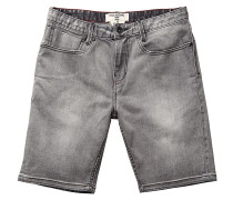 Outsider 5 Pockets Denim - Shorts für Herren - Schwarz