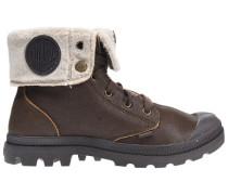 Baggy Lthr FS - Stiefel für Damen - Braun