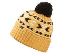 Casey - Mütze für Damen - Gelb