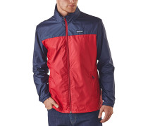 Light & Variable - Outdoorjacke - Rot