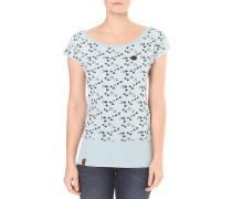 Wolle Will Vögel (n) VII - T-Shirt für Damen - Blau