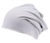 Pastel Jersey Mütze - Grau