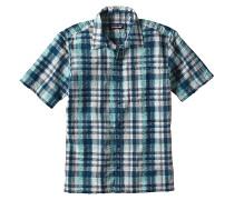 Puckerware - Slim - Hemd für Herren - Blau