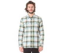 Alameda - Hemd für Herren - Grün