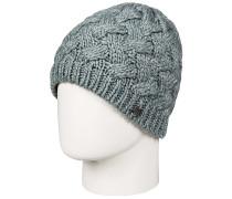 Love Snow - Mütze für Damen - Grau