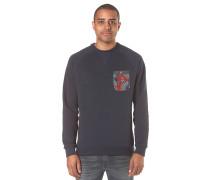 Transmit Crew - Sweatshirt - Blau