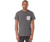 Allday Pocket - T-Shirt - Grau