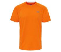 Longline Flashdry Crew - T-Shirt für Herren - Orange