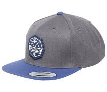 Stroller - Snapback Cap für Herren - Grau