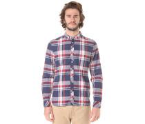 Garrett L/S - Hemd für Herren - Blau