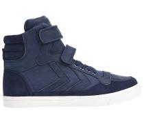 Stadil Oiled High Sneaker - Blau