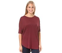 Essentials O/S - Langarmshirt für Damen - Rot