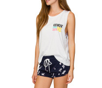 Bomb Hills - T-Shirt für Damen - Weiß