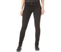 Slim - Jeans für Damen - Schwarz
