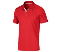 Divisonal - Polohemd für Herren - Rot