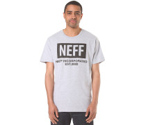 New World - T-Shirt für Herren - Grau
