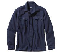 Fjord Flannel L/S - Hemd für Herren - Blau
