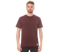 Basic Pocket 2 - T-Shirt - Rot