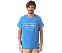 Cheese DPM - T-Shirt für Herren - Blau