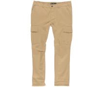 Logan - Stoffhose für Herren - Beige