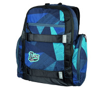 Local 27LRucksack Blau