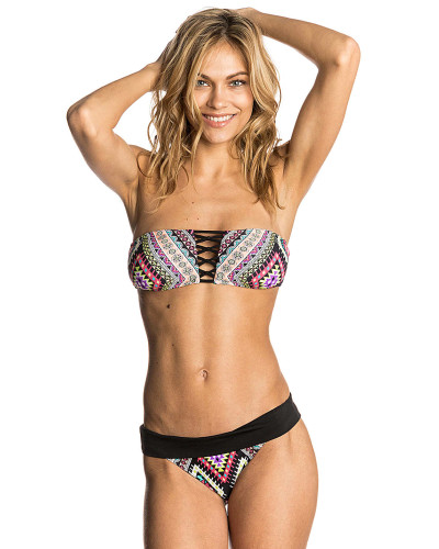 Tallow Beach Bandeau - Bikini Set
