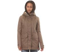 Misty - Jacke für Damen - Braun