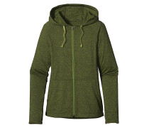 Seabrook - Kapuzenjacke für Damen - Grün
